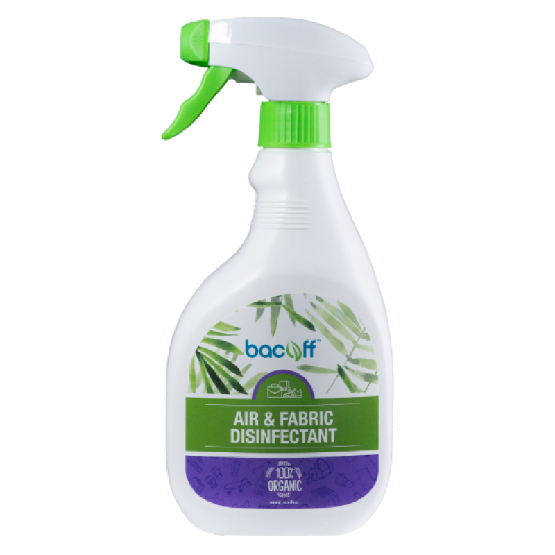 AIR & FABRIC DISINFECTANT 500ML