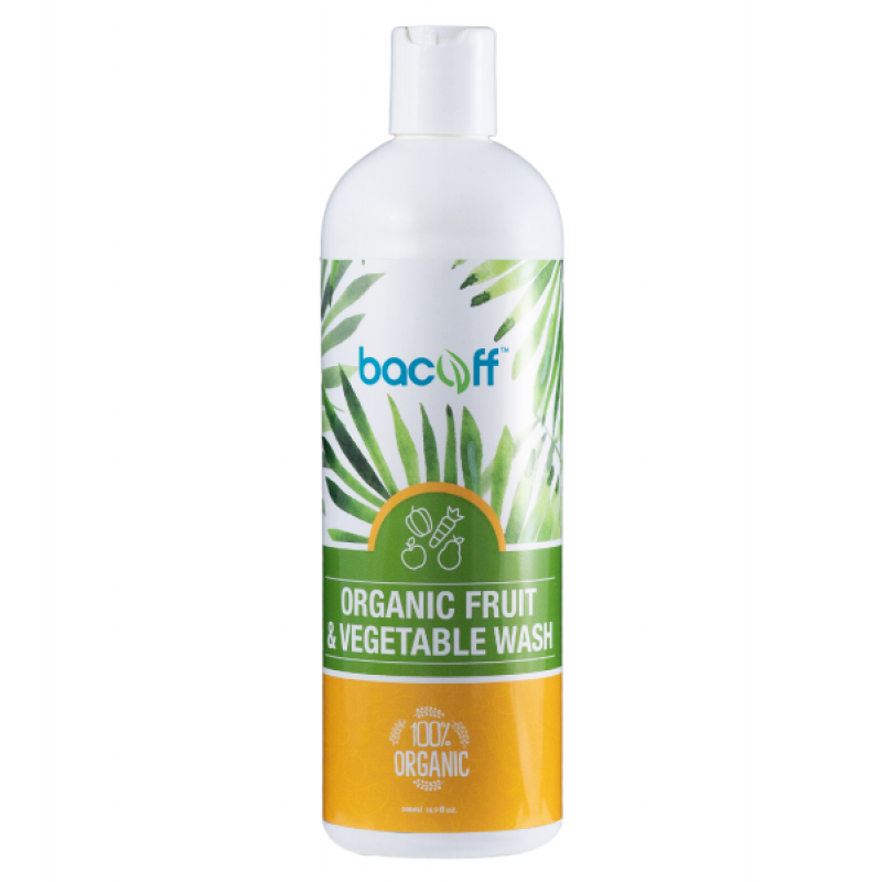 FRUIT & VEGETABLE WASH 500ml