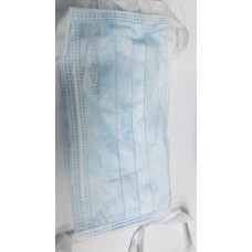 Surgical Mask - 3 ply,  Disposable,  Tie Type  (100 pcs)
