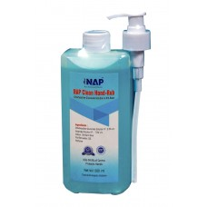 NAP Clean Hand-Rub  500ml
