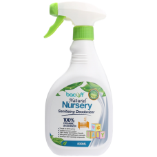 NURSERY TOY, SURFACE & AIR SANITIZER 500ml