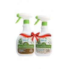 MULTI PURPOSE CLEANER + AIR & FABRIC DISINFECTANT