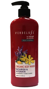 VERDELUXE BODY WASH (LAVENDER)